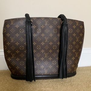 Louis Vuitton Vintage Boho Shoulder Bag